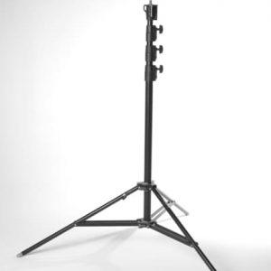Tripode Manfrotto negro